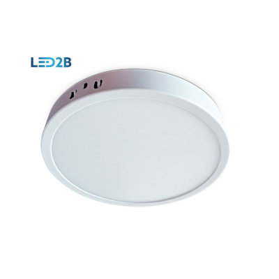 Oprawa LED BRAVO CIRCLE 18W barwa NEUTRALNA LED2B
