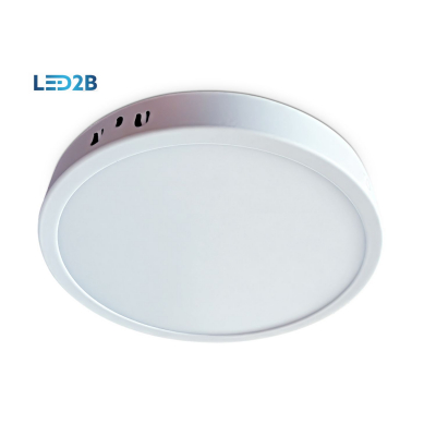 Oprawa LED BRAVO CIRCLE 24W barwa NEUTRALNA LED2B